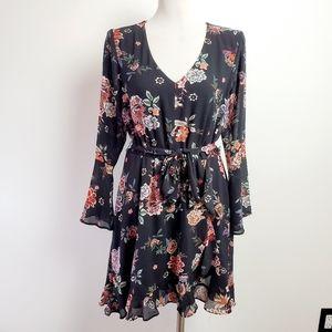 My Michele large flower dress